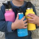 Kids Montii, Thermos, Stainless Steel Water Bottle