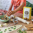 Make Your Own Mushroom Ravioli Pasta Making Kit
