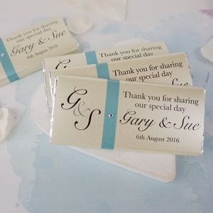 Chocolate Wedding Favours - cakes & treats
