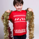 Childrens Christmas Reindeer T Shirt