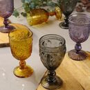 Festival Of Frights Halloween Wine Goblets