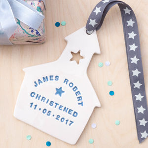 Christening Gift Boys Girls - home accessories