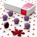 Mulled Wine Truffles Gift Box