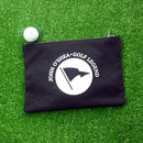 Personalised Golf Lovers Gift Accessory Bag