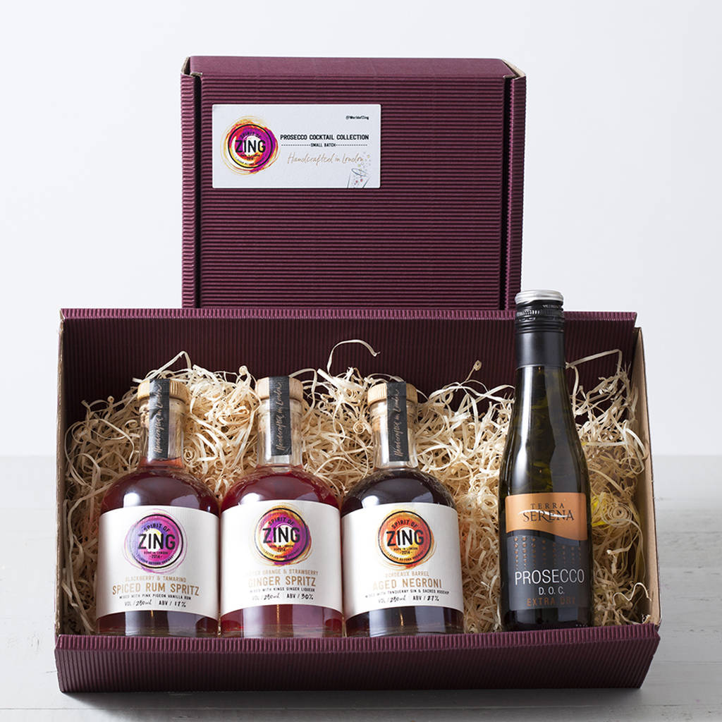 Prosecco Cocktails Collection