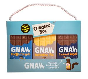 Apple Of My Eye Gnaw Chocolate Goodee Box - chocolates & confectionery
