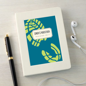 Personalised Running Notebook