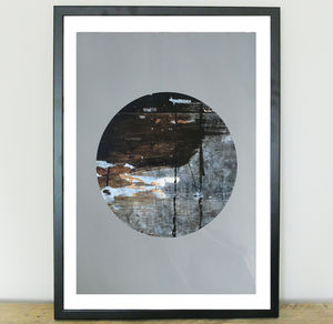 Eclipse Abstract Art Print - view all new