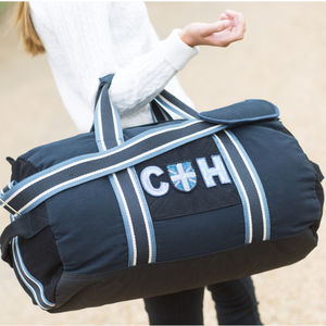 Girl's Personalised Holdall - gifts for the health conscious