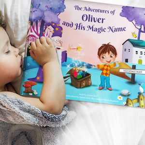 Personalised Keepsake Story Book With Exclusive Cover - sale
