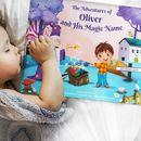 Personalised Keepsake Story Book With Exclusive Cover