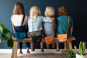 Personalised Kids Satchel Bag - gifts for tweens