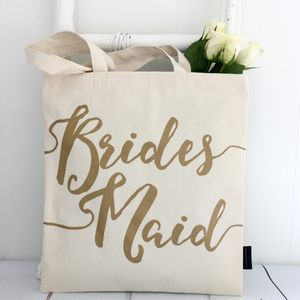 'Bridesmaid' Wedding Gift