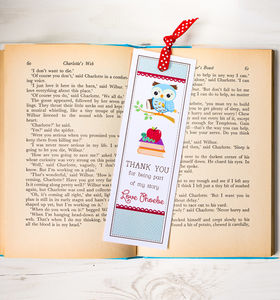Thank You Teacher Bookmark