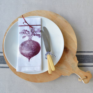 Beetroot Napkin - kitchen