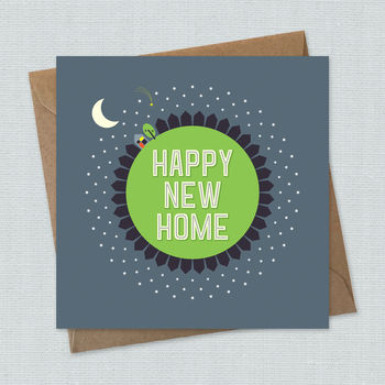 happy new home card, new home card