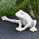 Yoga Frog Sculpture