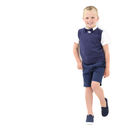 Boys French Designer Tank Top Occasion Outfit