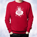 'Christmas With The…' Personalised Christmas Sweatshirt