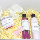 Luxury Parma Violet Gift Set Vegan And Cruelty Free