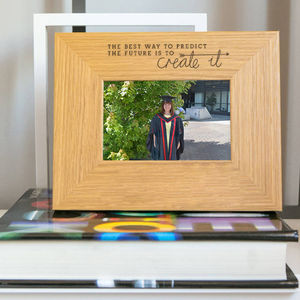 Create Your Future Inspirational Quote Frame - picture frames