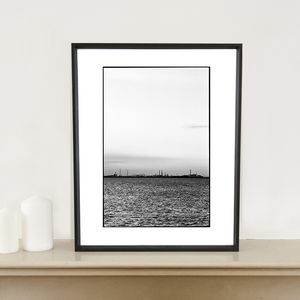 Skyline, Venice, Italy, Art Print - photography & portraits