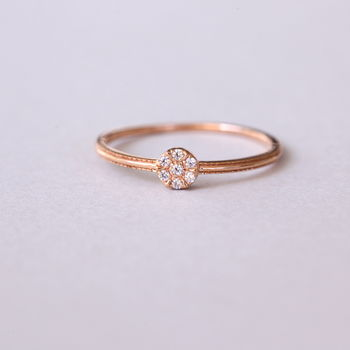 Rose Gold Limited Edition Solitaire Ring