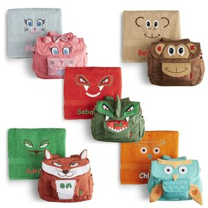 Children's Backpack With Towel - boys' bags & wallets