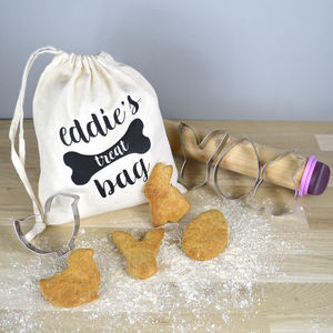 Bake Your Own Easter Dog Biscuit Kit With Bag - what's new