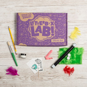 Explore Letterbox Science Kit Subscription