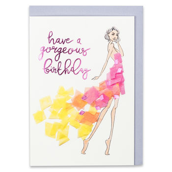 'Have A Gorgeous Birthday' Card