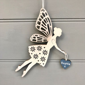 Fairy Personalised Decoration