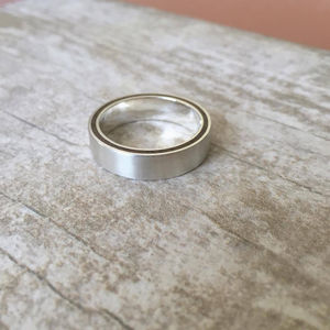 Ferrule Wood Ring - rings