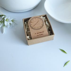 A Moment In Time Mini Token Gift