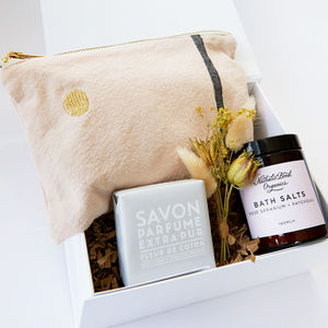 'A Touch Of Blush' Gift Box - be my bridesmaid?
