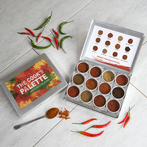 Personalised Rare Chilli Powder Collection - what's new