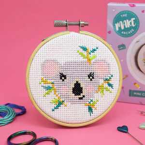 Cute Koala Mini Cross Stitch Craft Kit