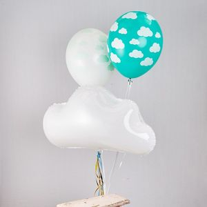 Personalised Cloud Balloon