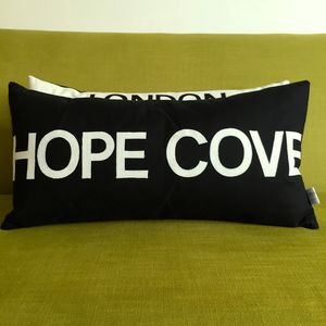 Favorite Place Cushion