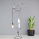 Personalised 'Coat Stand' Jewellery Holder Silver
