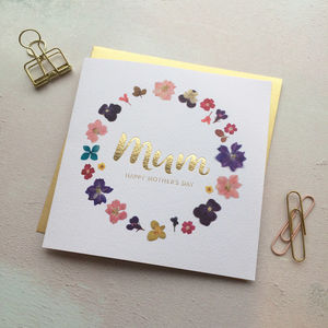 Mother's Day Card - mother's day cards & wrap