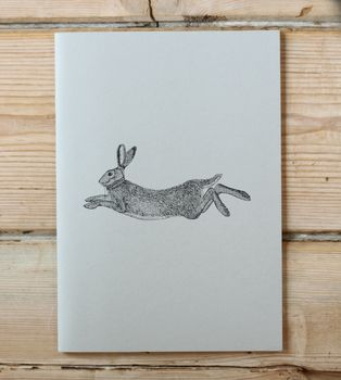 Hare A5 Exercise Book