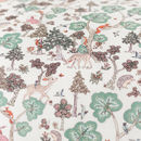 Liberty Print Duvet Set In Doe A Deer