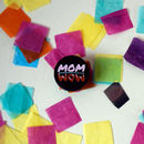 Mothers Mom/Wow Enamel Pin Badge