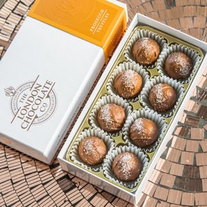 Prosecco Truffles Gift Box - chocolates
