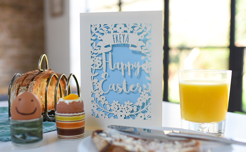 Easter gifts 2018 notonthehighstreet easter cards wrap negle Images