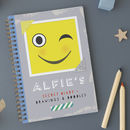 Personalised Kids Journal