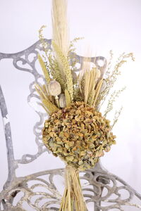 The Letton Dried Flower Posy