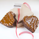 Valentines Two Person Brownie Subscription For A Year