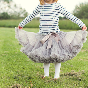 Pettiskirt Tutu | Amelie - wedding and party outfits